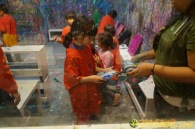 Kendall 4yo Birthday Painting Party 034