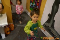 Kendall 4yo Birthday Painting Party 046
