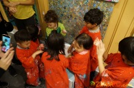Kendall 4yo Birthday Painting Party 056