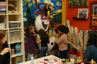Kendall 4yo Birthday Painting Party 100