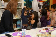 Kendall 4yo Birthday Painting Party 112