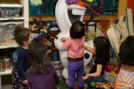 Kendall 4yo Birthday Painting Party 113