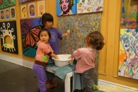 Kendall 4yo Birthday Painting Party 125