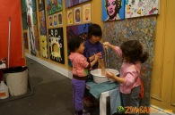 Kendall 4yo Birthday Painting Party 126