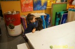 Kendall 4yo Birthday Painting Party 136