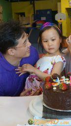 Zoey 4yo Birthday Party 2016_0702