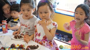 Zoey 4yo Birthday Party 2016_0733