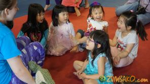 Zoey 4yo Birthday Party 2016_0943