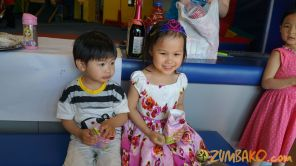 Zoey 4yo Birthday Party 2016_1021