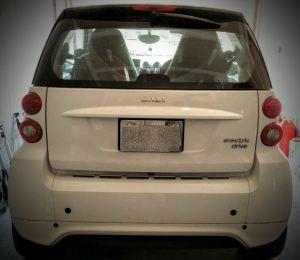 SmartCar Rear
