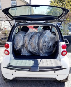 SmartCar Tires Stack Slanted-1