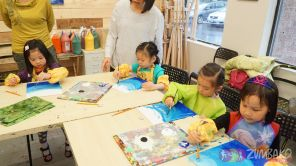 Zoey 5yo Birthday Party 2017 May @ Pencil Studio_032