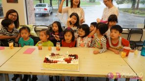 Zoey 5yo Birthday Party 2017 May @ Pencil Studio_081