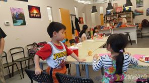 Zoey 5yo Birthday Party 2017 May @ Pencil Studio_099