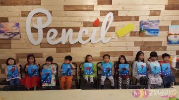 Zoey 5yo Birthday Party 2017 May @ Pencil Studio_115