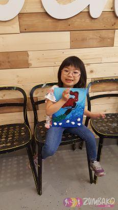 Zoey 5yo Birthday Party 2017 May @ Pencil Studio_116