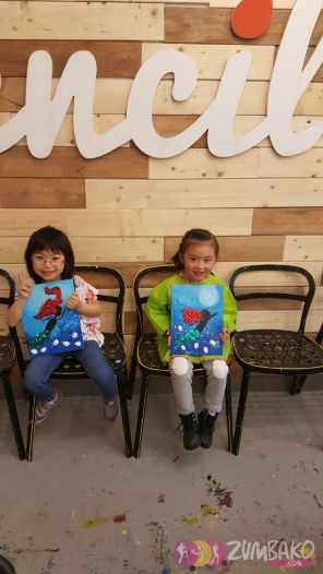 Zoey 5yo Birthday Party 2017 May @ Pencil Studio_118