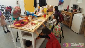 Zoey 5yo Birthday Party 2017 May @ Pencil Studio_133