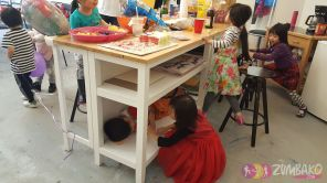 Zoey 5yo Birthday Party 2017 May @ Pencil Studio_135
