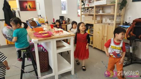 Zoey 5yo Birthday Party 2017 May @ Pencil Studio_137