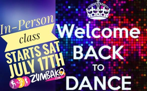 ZumbaKo Welcome Back2021